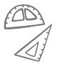 Przybory geometryczne