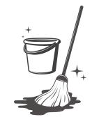 Zestawy sprzątające